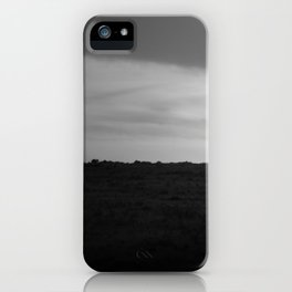 Traveling Light iPhone Case