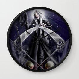 Saint Undertaker Wall Clock