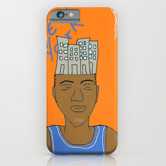 New York State of Mind iPhone & iPod Case