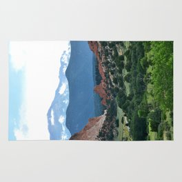 Garden of the Gods Rug