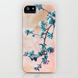 FIRST SPRING iPhone Case