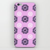 introvert iPhone & iPod Skins featuring Introvert by Escarnath