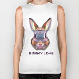 Bunny Love Biker Tank