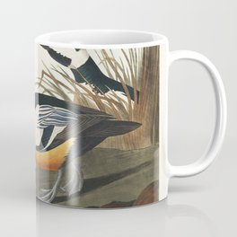 Western Duck from Birds of America (1827) by John James Audubon (1785 - 1851) etched by Robert Havel Coffee Mug