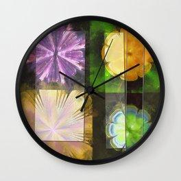 Feaster Truth Flower  ID:16165-131553-09981 Wall Clock