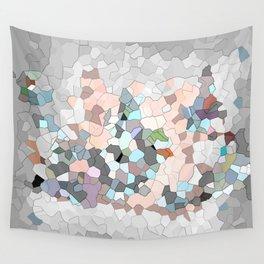Mermaid Cells  Wall Tapestry