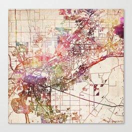 Sacramento Canvas Print