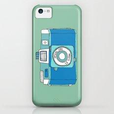 Holga Camera in Blue iPhone 5c Slim Case