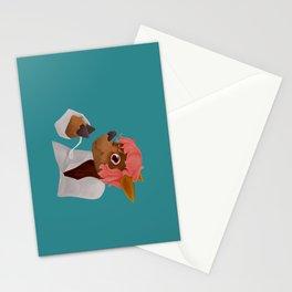 Fawn Boy Stationery Cards