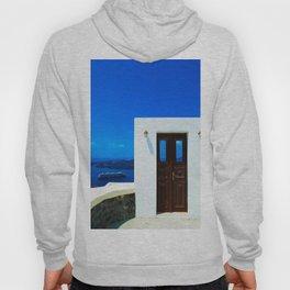 Door in the paradise Hoody