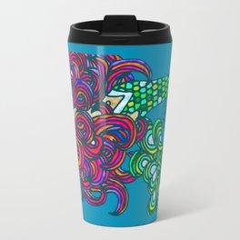 Meerjungfrau Travel Mug