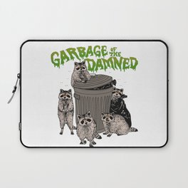Garbage of the Damned Laptop Sleeve