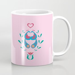 Fraktur'd Fairy Tale Coffee Mug