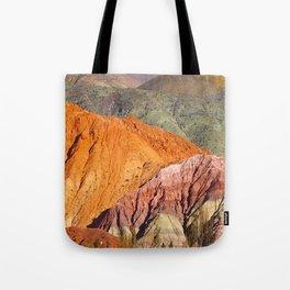 Mountain Grandeur Tote Bag