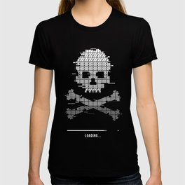 Loading death 8bit art T-shirt