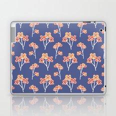 anemone flowers :: lavender Laptop & iPad Skin