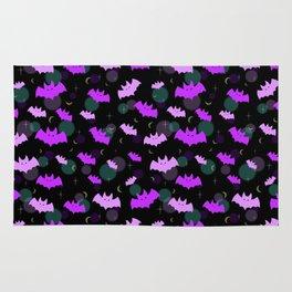 Pastel Bats Rug