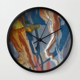 Hum of the Fissure Wall Clock