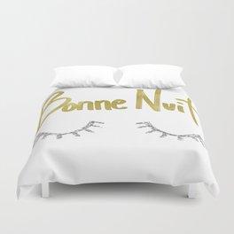 Bonne Nuit Duvet Cover