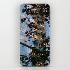 Urban Leaves iPhone & iPod Skin