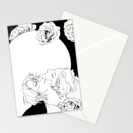 Rest after the hunt Stationery Cards