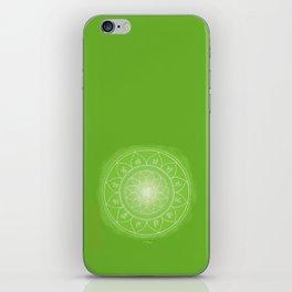 ANAHATA Boho mandala iPhone Skin