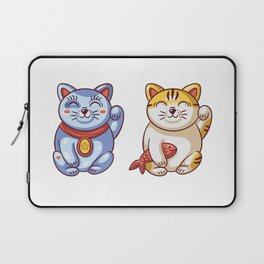 Lucky Cats Laptop Sleeve