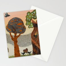 Birds Refuge Stationery Cards