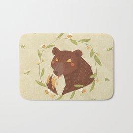 Whoops! - Bear - Bath Mat
