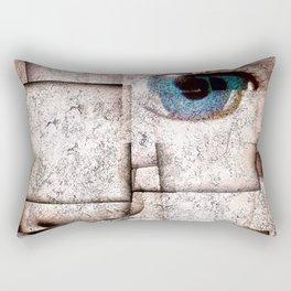 puppet show II Rectangular Pillow