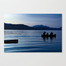 Mariners Canvas Print