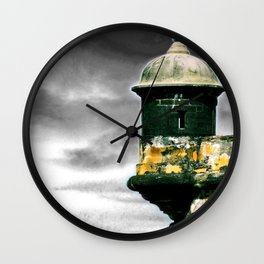 Devil Garita Wall Clock