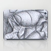 plant iPad Cases featuring Plant by Heather Doucette Orlinsky