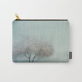 Blurred Hope Carry-All Pouch