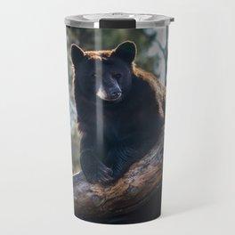 Cinnamon Bear Boss Travel Mug