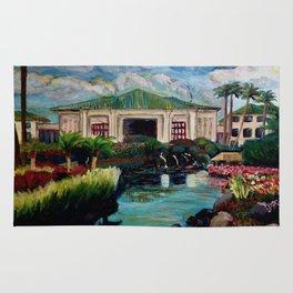 Kauai Grand Hyatt Resort Rug