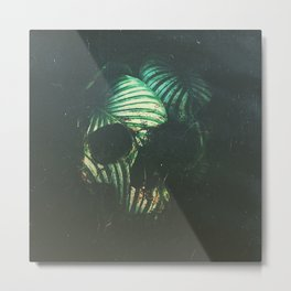 Craneo 02 Metal Print