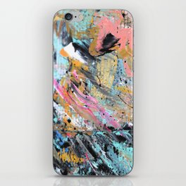 You And I // Washed Out iPhone Skin