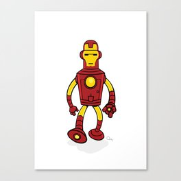 Iron Bender Canvas Print