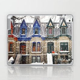 The Enchanting Winter Laptop & iPad Skin