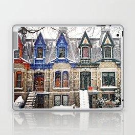 The Enchanting Winter Laptop & iPad Skin