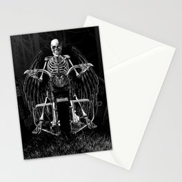 THE 4th HORSEMAN Stationery Cards