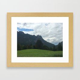 Die Schlafende Hexe Framed Art Print