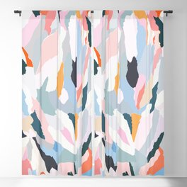 flowerbed Blackout Curtain