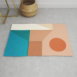 Abstraction_SUN_Architecture_Dimension_Minimalism_001 Rug