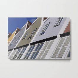 APARTMENTS IN ODENSE Metal Print