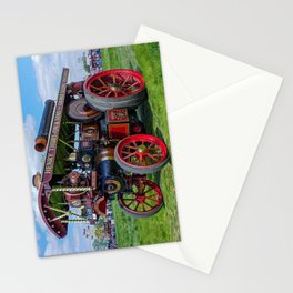 """Showmans Engine """"Lord Nelson"""" Stationery Cards"""