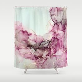 Whispers of Hope Shower Curtain