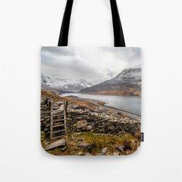 Ogwen Valley Tote Bag