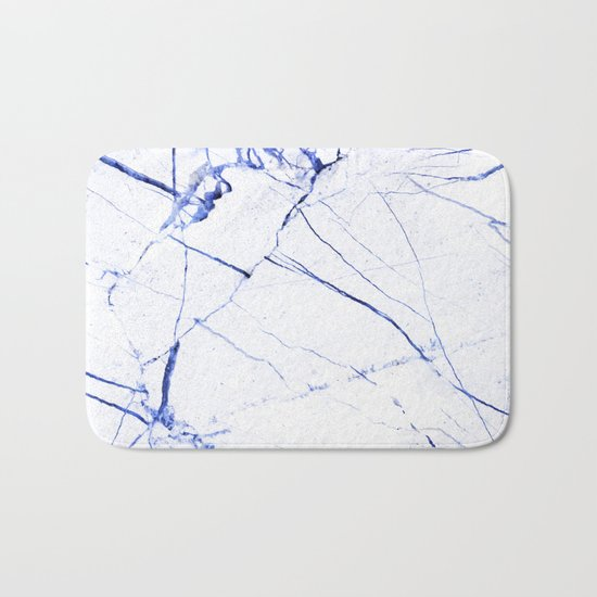 Marble Art V23 Bath Mat
